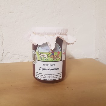 Confiture cynorrodhon
