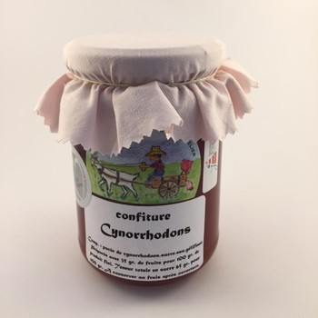 Confiture cynorrodhons